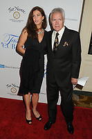 "08 November 2020 - Longtime ""Jeopardy!"" host Alex Trebek, died on Sunday at the age of 80 following a battle with pancreatic cancer. File Photo: 25 April 2014 - Beverly Hills, California - Alex Trebek. 19th Annual Jonsson Cancer Center Foundation's ""Taste For A Cure"" held at the Beverly Wilshire Hotel. Photo Credit: Byron Purvis/AdMedia"
