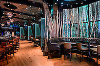 Interior photo of an event venue.