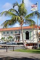 National Park Service Visitors Center<br /> St. John<br /> U.S. Virgin Islands