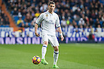 Cristiano Ronaldo of Real Madrid  during the match of Spanish La Liga between Real Madrid and UD Las Palmas at  Santiago Bernabeu Stadium in Madrid, Spain. March 01, 2017. (ALTERPHOTOS / Rodrigo Jimenez)