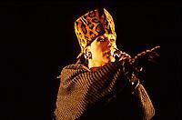 FILE - Le groupe Francais INDOCHINE  en pratique, entrevue et spectacle au Centre-Sauve , Montreal, Canada, le 6 avril 1988.<br /> <br /> Photo : Pierre Roussel - Agence Quebec Presse