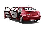 Car images of a 2015 Hyundai Accent GLS 4-Door 6-Speed Automatic 2 Door Sedan Doors