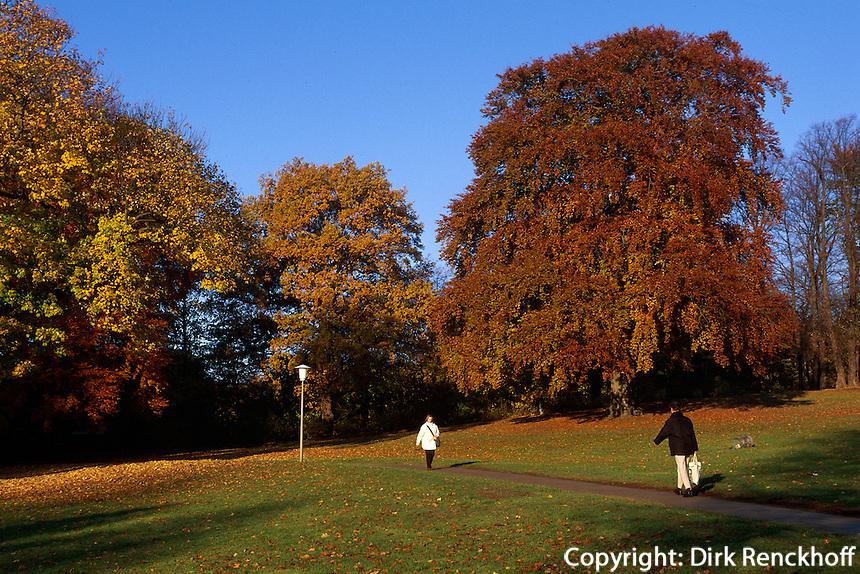 Deutschland, Hamburg-Blankenese, im Hessepark
