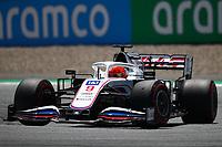 #09 Nikita Mazepin,  Haas F1 Team. Formula 1 World championship 2021, Austrian GP July 3rd 2021<br /> Photo Federico Basile / Insidefoto