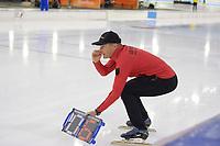 SCHAATSEN: HEERENVEEN: 10-01-2020, IJsstadion Thialf, European Championship distances, ©foto Martin de Jong