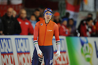 SPEEDSKATING: ERFURT: 19-01-2018, ISU World Cup, photo: Martin de Jong