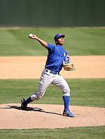 Robert Hernandez / Peoria Chiefs..Photo by:  Bill Mitchell/Four Seam Images