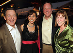From left: Doug and Annette Liftman with John and Betsy Jocher at the second annual Texas Children's Cancer Center Casino Night Cruise in Kemah Friday Oct. 08, 2010. (Dave Rossman/For the Chronicle)
