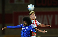 Fleetwood Town v Leicester City U21 - Checkatrade Trophy - 11.09.2018