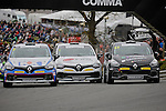 Renault Clio Cup UK : Brands Hatch : 29/30 March 2014