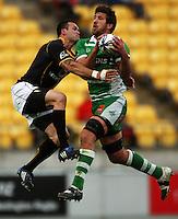 091003 Air NZ Cup Rugby - Wellington v Manawatu