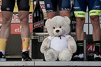 Bingoal podium Bear<br /> <br /> 53rd Le Samyn 2021<br /> ME (1.1)<br /> 1 day race from Quaregnon to Dour (BEL/205km)<br /> <br /> ©kramon