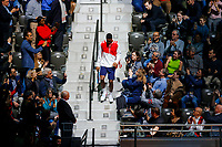 Rotterdam, The Netherlands, 15 Februari 2020, ABNAMRO World Tennis Tournament, Ahoy,<br /> Mens Final: Gaël Monfils (FRA).<br /> Photo: www.tennisimages.com
