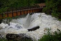 JEAN BERG lake ann falls (2)