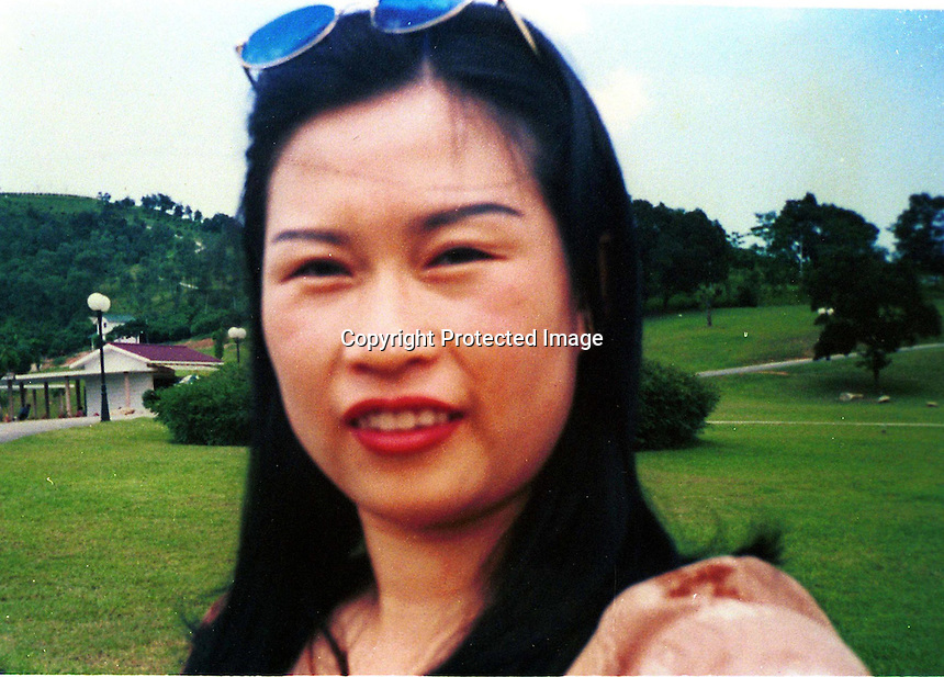 Cosmetic surgery is now becoming increasingly popular in China, especially in wealthy towns in the south such as Shenzhen. This photo shows Ms. Gou Xiao before she undergoes cosmetic surgery on her eyelids. Operations to widen eyes, giving a more 'western' look, are the most popular procedure.  As the Chinese population grows richer more and people are turning to cosmetic surgeons for nose, eye and breast jobs....PHOTO BY SINOPIX