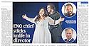 Otello, ENO, Sunday Times 25.01.15