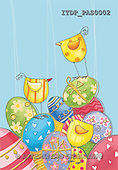 Simonetta, EASTER, paintings, ITDPPAS0002,#E# Ostern, Pacua, illustrations, pinturas