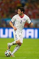 Eugenio Mena of Chile