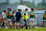Dr Michael Finnerty after the Allianz Football League Division 1 Semi-Final, between Tyrone and Kerry at Fitzgerald Stadium, Killarney, on Saturday.