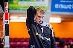 Mario Ruminsky (HBW Balingen #1)<br />  beim Spiel HSG Konstanz – HBW Balingen-Weilstetten beim BGV Handball Cup 2020.<br /> <br /> Foto © PIX-Sportfotos *** Foto ist honorarpflichtig! *** Auf Anfrage in hoeherer Qualitaet/Aufloesung. Belegexemplar erbeten. Veroeffentlichung ausschliesslich fuer journalistisch-publizistische Zwecke. For editorial use only.