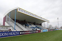 The main stand during West Ham United Women vs Arsenal Women, Women's FA Cup Football at Rush Green Stadium on 26th January 2020