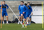 St Johnstone Training….01.10.20     <br />Craig Bryson pictured during training at McDiarmid Park ahead of Sundays game against Celtic.<br />Picture by Graeme Hart.<br />Copyright Perthshire Picture Agency<br />Tel: 01738 623350  Mobile: 07990 594431