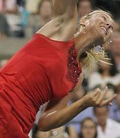 Maria Sharapova, 08-30-07 Photo By John Barrett/PHOTOlink