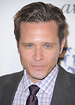 Seamus Dever attends the Humane Society of The United States 26th Annual Genesis Awards held at The Beverly Hilton in Beverly Hills, California on March 24,2012                                                                               © 2012 DVS / Hollywood Press Agency
