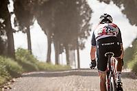Antonio Nibali (ITA/Trek - Segafredo)<br /> <br /> 15th Strade Bianche 2021<br /> ME (1.UWT)<br /> 1 day race from Siena to Siena (ITA/184km)<br /> <br /> ©kramon