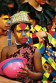 Nouméa, jour de carnaval