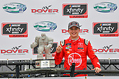 Christopher Bell wins the Bar Harbor 200 at Dover International Raceway in the Rheem Toyota Camry.<br /> <br /> <br /> #20: Christopher Bell, Joe Gibbs Racing, Toyota Camry Rheem