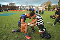 180531 Canterbury 1st XV Rugby - Christ's College v Christchurch BHS