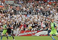 DC United vs Seattle Sounders FC July 15 2010