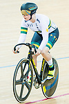 Stephanie Morton of Australia competes in the Women's Keirin - 2nd Round during the the 2017 UCI Track Cycling World Championships on 16 April 2017, in Hong Kong Velodrome, Hong Kong, China. Photo by Marcio Rodrigo Machado / Power Sport Images