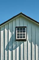 Rustic barn.