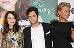 "Emma Stone,Penn Badgley and Aly Michalka at the Screen Gems' L.A. Premiere of ""Easy A"" held at The Grauman's Chinese Theatre in Hollywood, California on September 13,2010                                                                               © 2010 Hollywood Press Agency"