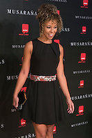 "Mary Ruiz attend the Premiere of the movie ""Musaranas"" in Madrid, Spain. December 17, 2014. (ALTERPHOTOS/Carlos Dafonte) /NortePhoto /NortePhoto.com"