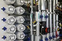 Hamburg, Bergedorf Energiecampus CC4E, Sektorenkopplung, Wärmespeicher
