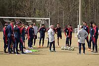USMNT Training, March 24, 2018