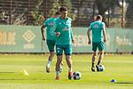 22.09.2020, Trainingsgelaende am wohninvest WESERSTADION - Platz 12, Bremen, GER, 1.FBL, Werder Bremen Training<br /> <br /> Milos Veljkovic (Werder Bremen #13)<br />  ,Ball am Fuss, <br /> Querformat<br /> <br /> <br /> <br /> Foto © nordphoto / Kokenge