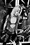 Motley Crue 1983 Vince Neil.© Chris Walter.