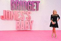 "Helen Fielding<br /> at the ""Bridget Jones's Baby"" World premiere, Odeon Leicester Square , London.<br /> <br /> <br /> ©Ash Knotek  D3149  05/09/2016"