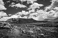 Diamond Mesa, below Forester Pass