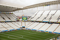 General View of The Arena Corinthians