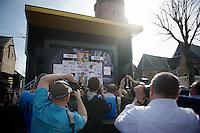 77th Flèche Wallonne 2013..winner; Marianne Vos (NLD)