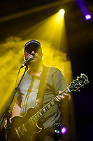 The Feelers performing at Jim Beam Homegrown, Wellington Waterfront, New Zealand on Saturday 7 April 2018.<br /> Photo by Masanori Udagawa. <br /> www.photowellington.photoshelter.com