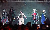 Horrorshow im Burghof - Mühltal 03.11.2018: Halloween auf der Burg Frankenstein