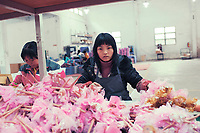 Chinese toy industry