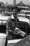 CLAUDIA CARDINALE<br /> ROMA 1975