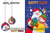 Alfredo, CHRISTMAS SANTA, SNOWMAN, WEIHNACHTSMÄNNER, SCHNEEMÄNNER, PAPÁ NOEL, MUÑECOS DE NIEVE, paintings+++++,BRTOXX06794,#x#